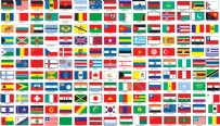SİZCE - 'Dünyanın en güzel bayrağı hangisi?' Bakın Türk bayrağı kaçıncı sırada yer aldı...