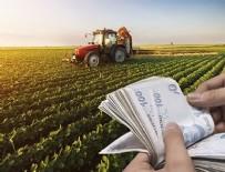 BEKIR PAKDEMIRLI - Çiftçiye müjde! Ödemeler bugün başladı!