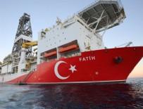 ENERJİ VE TABİİ KAYNAKLAR BAKANI - Karadeniz'de ilk sondajın tarihi belli oldu