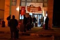 Kazakistan'dan Gelen Vatandaşlar Karantinaya Alındı