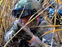 TACİZ ATEŞİ - Haftanin'de terör saldırısı: Bir asker şehit