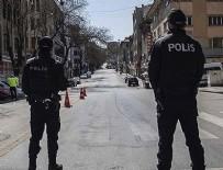 ESKİŞEHİR - 4 günlük sokağa çıkma yasağı sona erdi