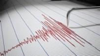 KANDILLI RASATHANESI - Akdeniz'de korkutan deprem!