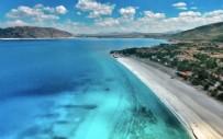 KARAVAN - Resmen açıklandı! Salda Gölü'nden 24 saat canlı yayın