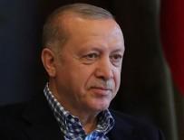 SAHRA HASTANESİ - Erdoğan skandallara tepki!