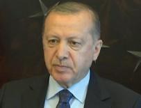FEDAKARLıK - Cumhurbaşkanı Erdoğan'dan flaş normalleşme açıklaması