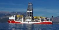 YANSıMA - Heyecanlandıran açıklama: Hopa ve Sürmene açıklarında petrol emarelerine rastladık