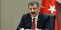 İSVEÇ - Sağlık Bakanı Fahrettin Koca, Emrullah Gülüşken'in akrabası olduğu iddialarına yanıt verdi!