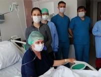GÜNDOĞAN - Yoğun bakımda 32 gün kalan koronavirüs hastası anlattı! Öldüm, geri geldim...
