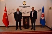 BASIN MENSUPLARI - AK Parti Trabzon Milletvekili Muhammed Balta Açıklaması 'Panik Yapmayacağız, Birlikte Başaracağız'