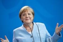 ANGELA MERKEL - Almanya Başbakanı Merkel'in Karantina Süresi Sona Erdi