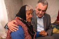 KONYAALTI BELEDİYESİ - Alzheimer Hastası 83 Yaşındaki Elif Nineye Ev Sürprizi
