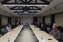 ENERJİ VE TABİİ KAYNAKLAR BAKANI - Başkan Büyükkılıç Açıklaması 'Bu Günlerde En Önemli Proje, 'Evde Kal Projesi' '