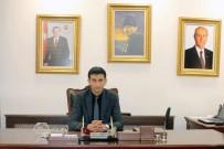 ALPARSLAN TÜRKEŞ - Başkan Kadir'den Alparslan Türkeş'in Ölüm Yıl Dönümü Mesajı