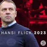 BUNDESLIGA - Bayern Münih, Flick'in Sözleşmesini Uzattı