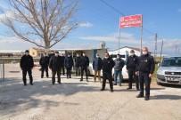 TECRIT - Ceza İnfaz Kurumu Memurları Kaplıcada Tecrit Altına Alındı