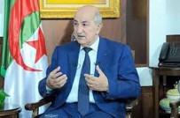 SAYıLAR - Cezayir Cumhurbaşkanı Tebbun'dan Türkiye'de Kalan Cezayirlilere İlişkin Açıklama