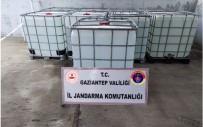 KAÇAK İÇKİ - Gaziantep'te Sahte Dezenfektan Operasyonu