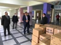 İL MİLLİ EĞİTİM MÜDÜRÜ - Giresun'da Eğitim Camiası Kovid-19 İle Mücadelede 'Biz De Varız' Dedi