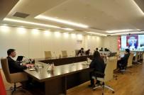 UĞUR İBRAHIM ALTAY - Konya'nın Projeleri Yakın Takipte