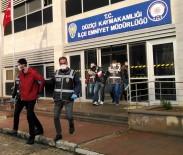 YAŞLI KADIN - Korona Virüs Dolandırıcıları Tutuklandı
