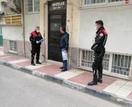 AHMET DENIZ - Manisa'da 14 Günlük Ev Karantinasına Uymayanlara Ceza