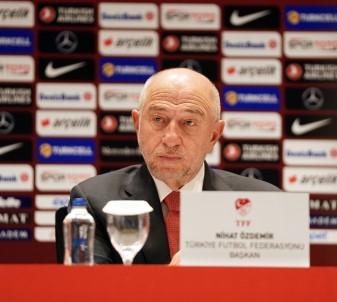 Nihat Özdemir Açıklaması 'Haziran Ayının İlk Haftasında Liglerin Başlayacağını Ümit Ederim'