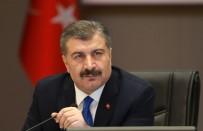 HİPERTANSİYON - Sağlık Bakanı Koca Açıklaması 'Bugün Kaybettiğimiz 69 Kişi İle Toplam Can Kaybımız 425'İ Buldu'