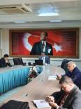 İL MİLLİ EĞİTİM MÜDÜRÜ - Sinop'ta Müdürler Çevirim İçi Toplandı