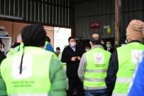 ALTINORDU - Temizlik İşçilerine 1000 TL İkramiye