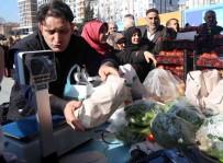 TÜRKIYE İSTATISTIK KURUMU - Tüketici Fiyatlarının En Fazla Arttığı Bölge (TRA1) Erzurum, Erzincan, Bayburt Oldu