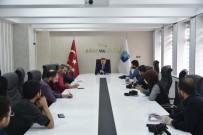 UMRE - Vali Elban Açıklaması 'Ağrı'da Korona Virüsten Dolayı Her Hangi Bir Can Kaybı Yok'
