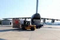 KARGO UÇAĞI - ABD'ye ikinci yardım uçağı bugün yola çıkıyor