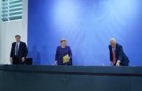 ANGELA MERKEL - Almanya tedbirleri gevşetiyor!