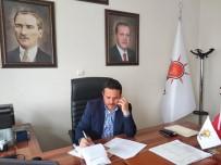 ORTAHISAR - AK Parti Ürgüp İlçe Başkanı Kahraman, 65 Yaş Üstü Vatandaşları Yalnız Bırakmıyor