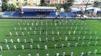 ETILER - Antalya'da 250 Kişilik Yıkanabilir Maske Dağıtım Ordusu