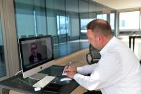 İŞ İNSANLARI - Başkan Gümrükçü, BM'nin Online Covid-19 Toplantısında