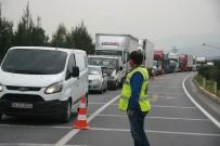 YAŞLI ADAM - Buharkent'ten Sarayköy'e Pazara Giden Adam Geri Gönderildi