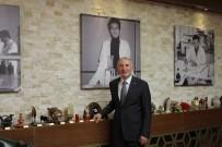 DOLULUK ORANI - Değirmen Ve Sektör Makineleri Üreticileri Derneği Başkanı Demirtaşoğlu Açıklaması 'Gıdaya Ulaşmada Sıkıntımız Olmayacak'