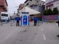 PAZARCI - Dilovası'nda Pazar Giriş Ve Çıkışları Kontrol Altına Alındı