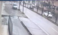 TİCARİ ARAÇ - Hasta Taşıyan Ambulans Yan Yattı