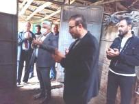 İMAM HATİP - Hisarcık'ta Korona Virüsün Defi İçin 9 Kurban Kesildi