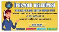 PSİKOLOJİK DESTEK - İpekyolu Belediyesi'nden Psikolojik Canlı Destek Hizmeti