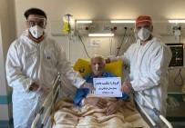 FERGANI - İran'da 106 yaşındaki Kovid-19 hastası iyileşti