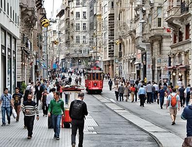 İşte İstanbul'da eve kapananların oranı!