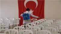 PARMAK İZİ - Kars'ta Cezaevlerinde Koronavirüs Tedbirleri