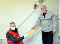 BILAL ŞENTÜRK - 'Milli Dayanışma Kampanyası'na Emekli Maaşının Yarısını Bağışladı