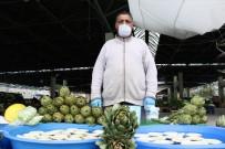 PAZAR ESNAFI - (Özel) Ankara Pazarlarında Korona Virüs Tedbirleri Etkili Oldu