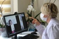 PSİKOLOJİK DESTEK - (ÖZEL) Korona Virüsten Dolayı Evinden Çıkamayan Hastalara Videolu Tedavi