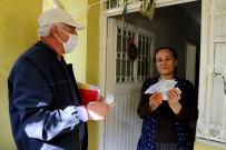MUSTAFA YAŞAR - PTT'nin Yardım Paralarını Evlere Ulaştırması Vatandaşları Sevindirdi